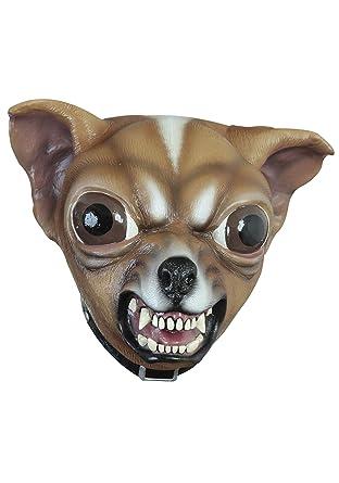 Amazon.com: Ghoulish máscaras Angry perro Chihuahua máscara ...