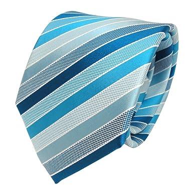 TigerTie diseñador corbata de seda - turquesa menta verde claro ...