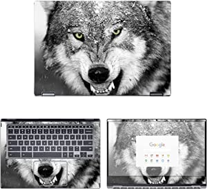 Decalrus - Protective Decal Sticker for The Acer Chromebook Spin CP514 (14