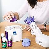 MABIS Personal Steam Inhaler Vaporizer with