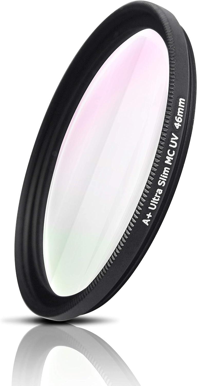 Nano Coatings Filtre UV pour Sony Canon Nikon Fujifilm Olympus Pentax Tamron Sigma Cadre en Aluminium frais/é CNC 40,5mm Weather-Sealed Ultra-Slim Verre Optique du Japon