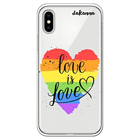 coque lgbt iphone x