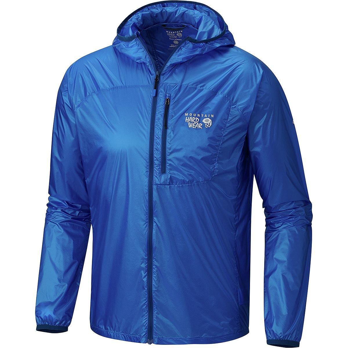 Mountain Hardwear Men's Ghost Lite Jacket, Altitude Blue, XL