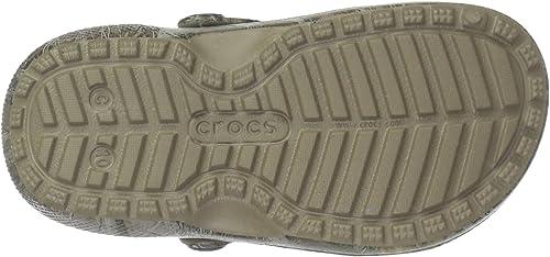 Crocs Kids Classic Realtree Edge Lined Clog