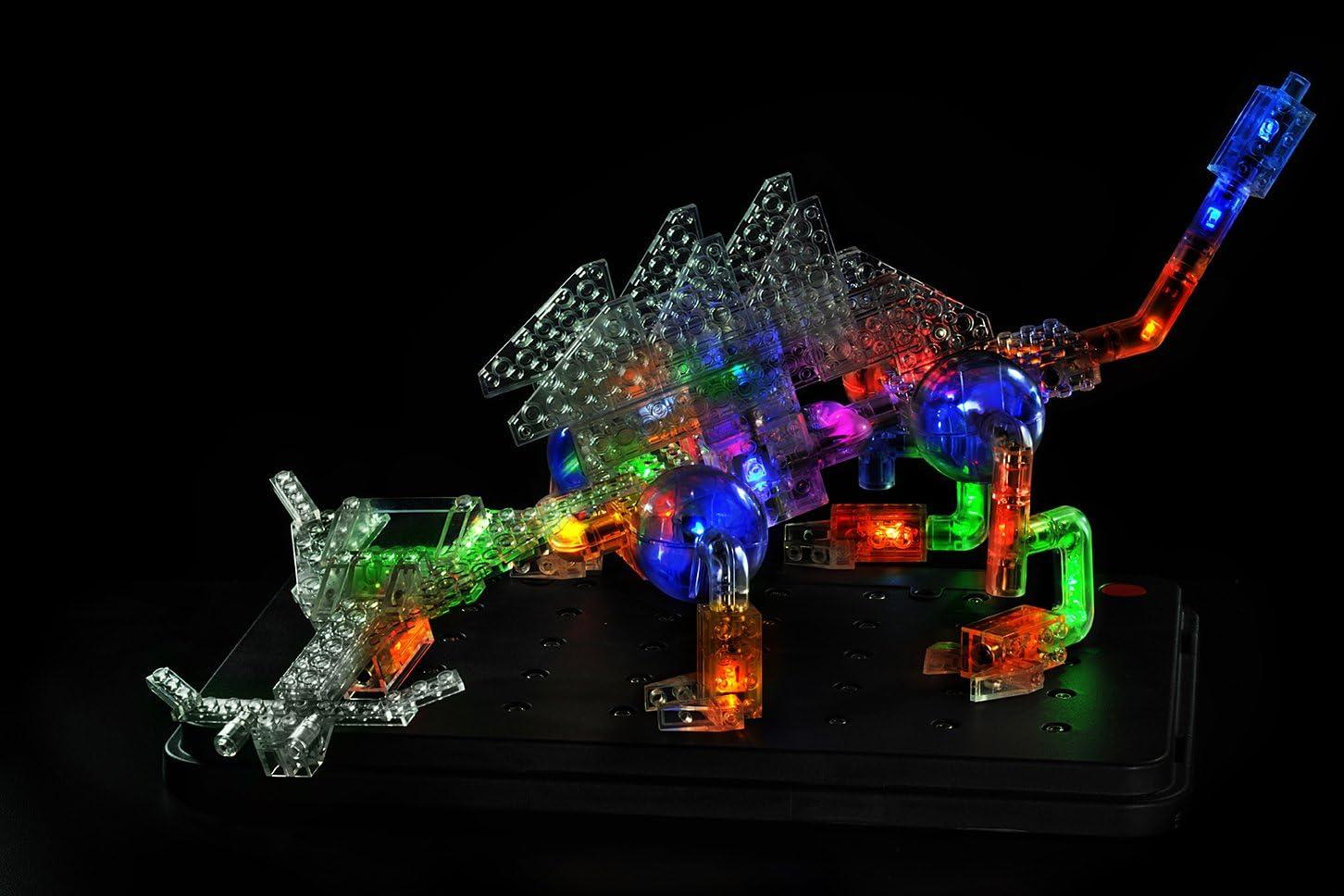 Laser Pegs 57-in-1 Dragon Building Set