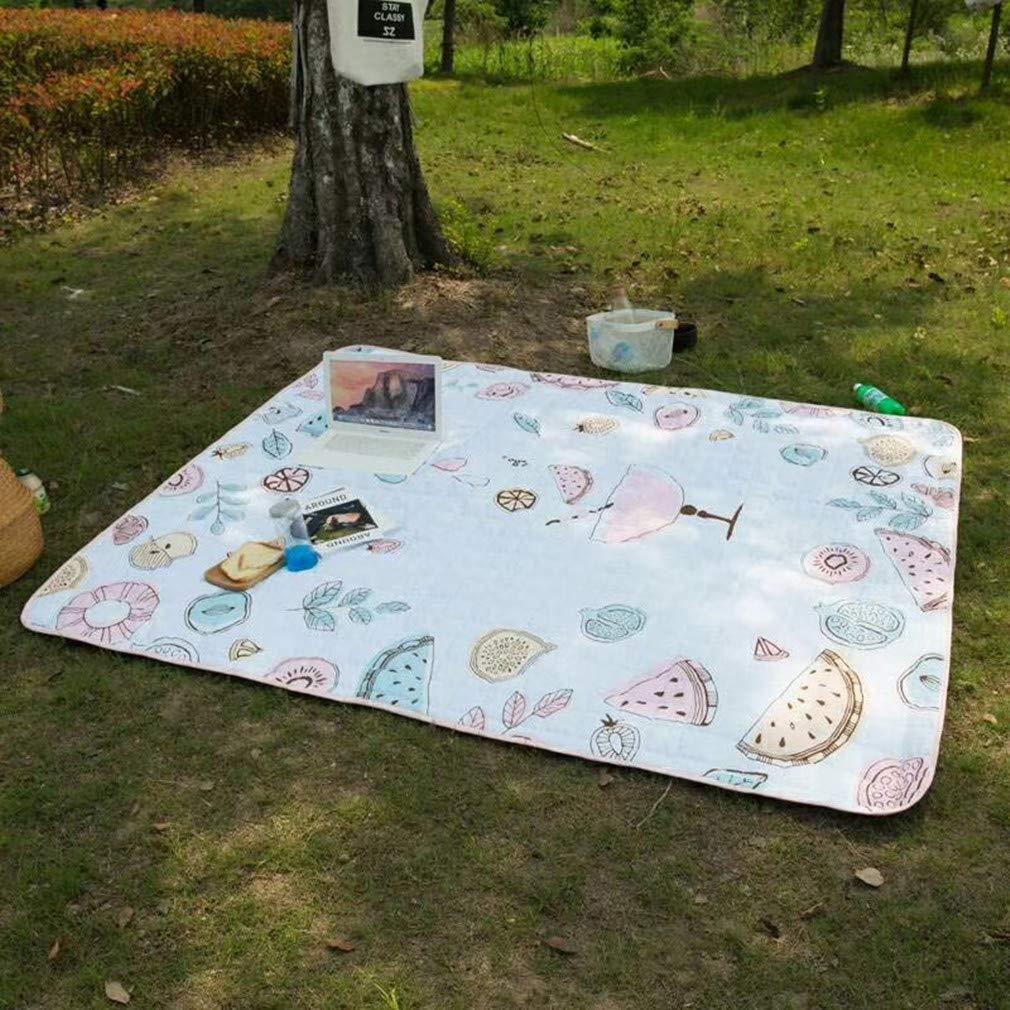 Zhxinashu Extra Große Picknick Outdoor Decke Decke Decke Frühling Sommer Wasserdichte Dual Layer Matte(G 1.7  2.0m) B07NZ3443T | Langfristiger Ruf  b6244f