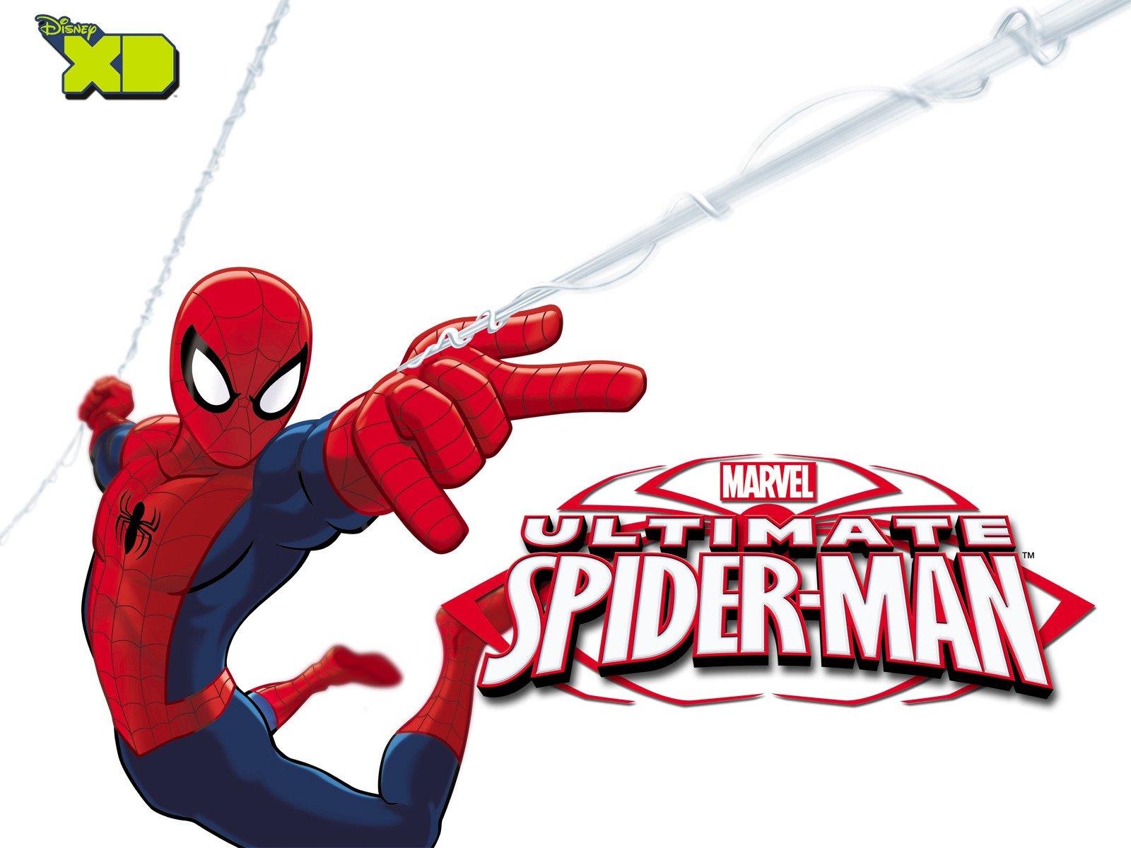 Amazoncouk Watch Marvel Ultimate Spider Man Season 1