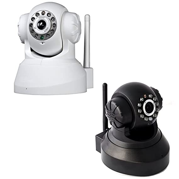 IP CAMARA P2P WIFI MOTORIZADA VISION NOCTURNA VIDEO ...