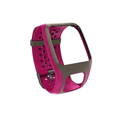 TomTom Comfort Strap Dark Pink, One Size