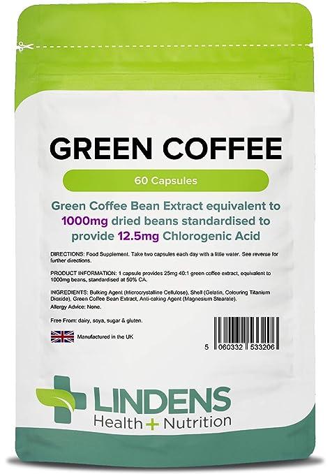 recensione dell estratto di caffè verde javaslime