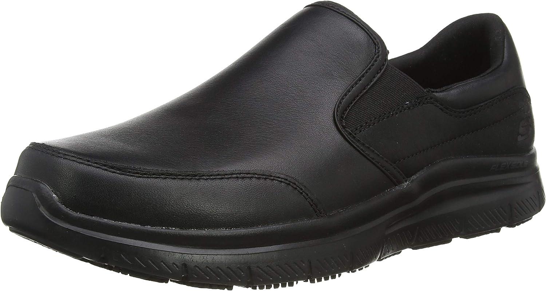 Skechers Flex Advantage Sr, Zapatillas sin Cordones para Hombre