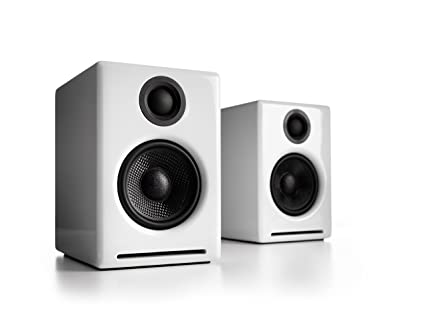 bd70ae1b2 Image Unavailable. Image not available for. Color  Audioengine A2 Premium  Powered Desktop Speaker - Pair ...