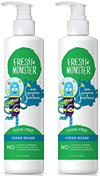 Fresh Monster 2-in-1 Kids Shampoo & Body Wash