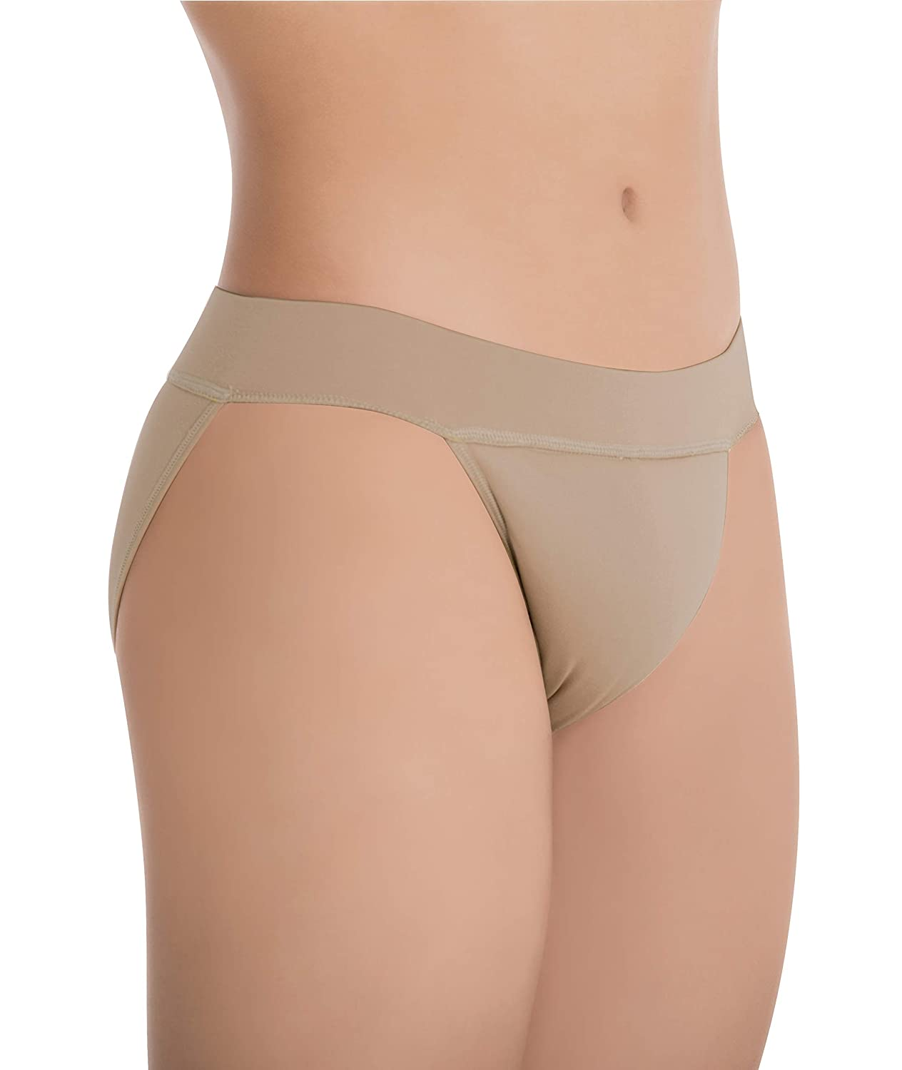 Body Wrappers Mens Full Seat Support Dance Belt M002