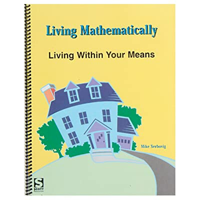 American Educational Living Mathematically Activity Guide, Living within Your Means: Industrial & Scientific [5Bkhe0409659]