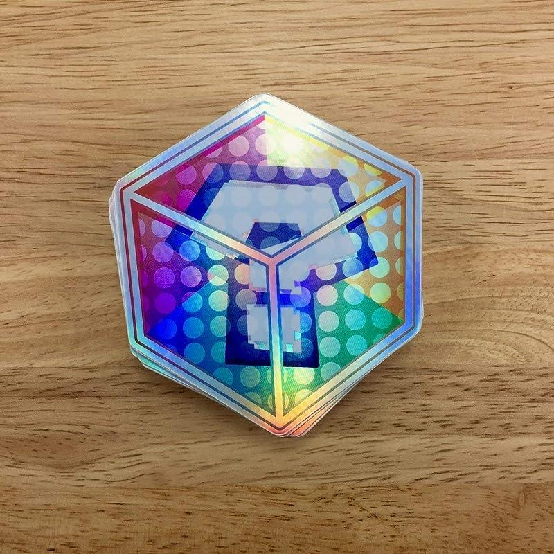 Weatherproof Mystery Sticker Pack