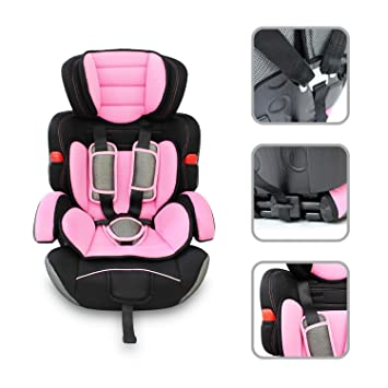 Todeco - Baby and Children Car Seat, Booster Car Seat - Standard ...