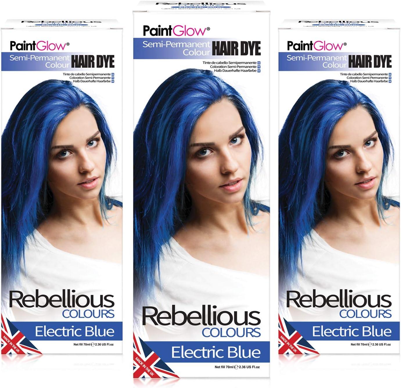Rebellious Colours - Tinte semipermanente para cabello (100 ...