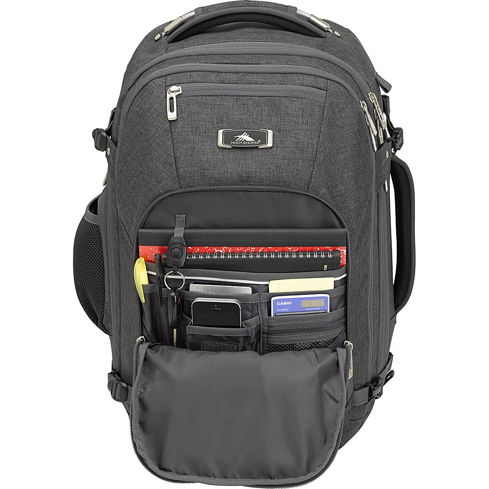 c7130705989 Amazon.com  High Sierra Pro Series Travel Backpack - Convertible Duffel
