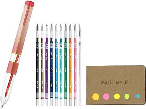 Zebra  SARASA select 0.3mm Ballpoint Pen Refill NJK-0.3 Choose from 15 colors