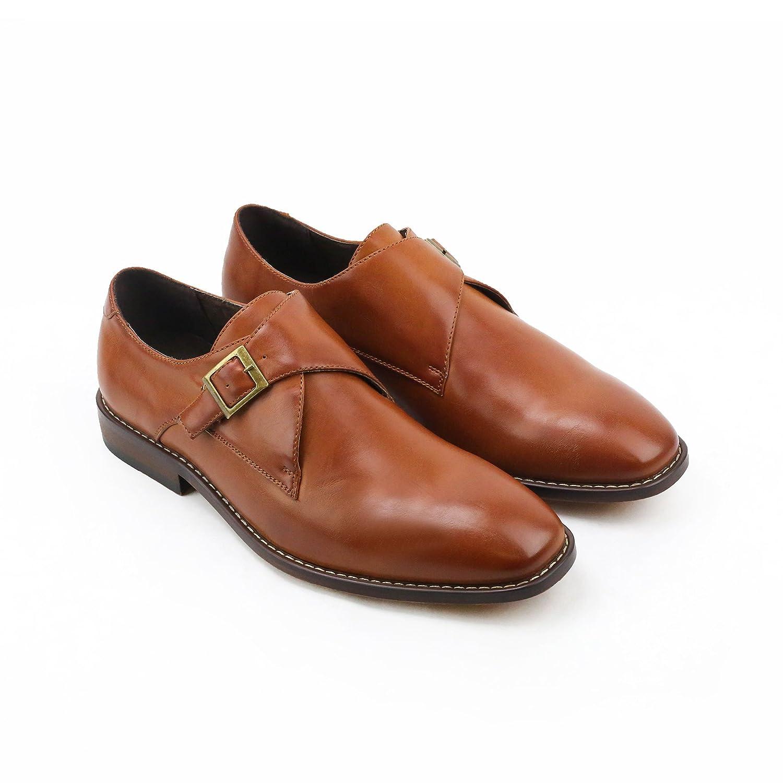 798cd8199d4 Amazon.com: XRAY Mens Solo Monk Strap Shoes: Shoes