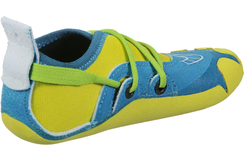 La Sportiva Gripit - Pies de Gato Niños - Amarillo/Azul ...