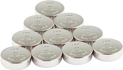 50 x Sony 377 Knopfzellen V377 UhrenBatterien V377 SR626SW SR66 Silber-Oxid AG4