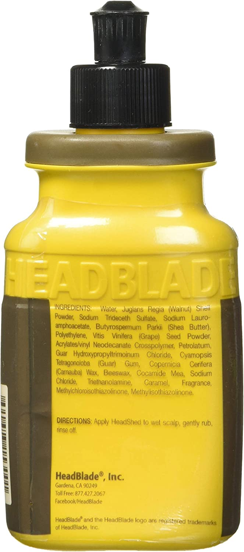 HeadBlade HeadShed exfoliating scrub by Headblade: Amazon.es ...