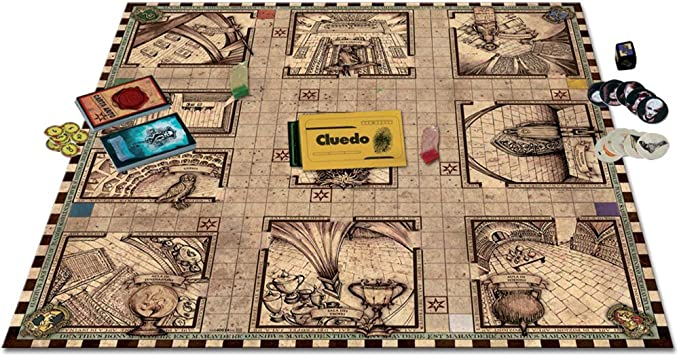 Hasbro – Cluedo Harry Potter: Amazon.es: Juguetes y juegos