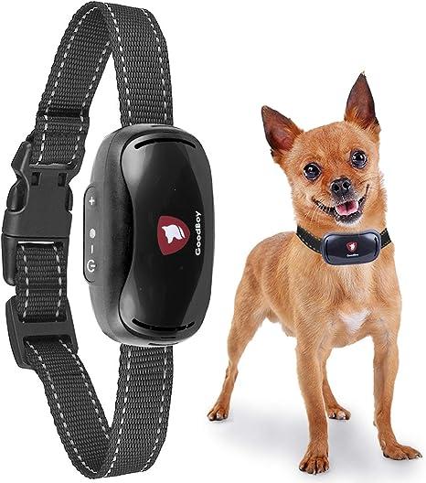 Licol rembourr/é pour petite GoodBoy Licol pour chien avec sangle de s/écurit/é Guide de dressage inclus Emp/êche de tirer lourdement sur la laisse taille 1, rose moyenne et grande tailles