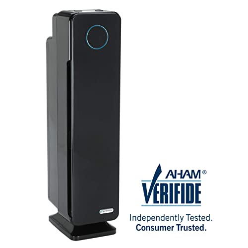 "GermGuardian AC5300B 28"" 3-in-1 Large Room Air Purifier Review"