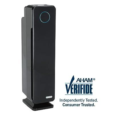 """GermGuardian AC5300B 28"""" 3-in-1 Room Air Purifier"""