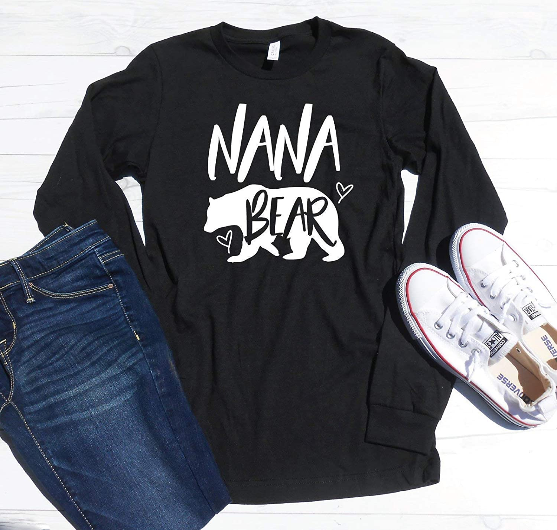 Gift for Grandmother Grandma Tee Nana Tee Nana Shirt Grandmother Shirt Gift for Nana Grandma Gift Gift for Nana Nana T-Shirt