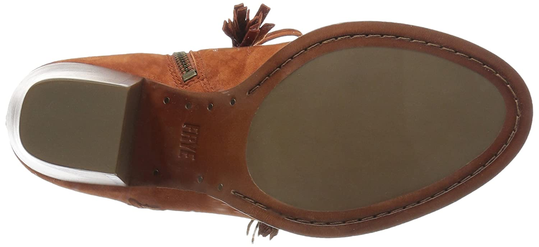 FRYE Women's B01H4XAUSM Dani Whipstitch Lace Boot B01H4XAUSM Women's 10 B(M) US|Rust fc8cc4
