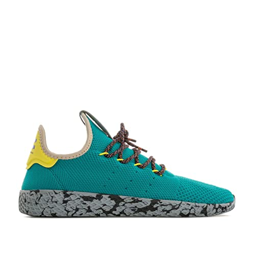c0a5b256891f8 adidas Womens Originals Pharrell Williams Tennis HU Trainers  Amazon.co.uk   Shoes   Bags