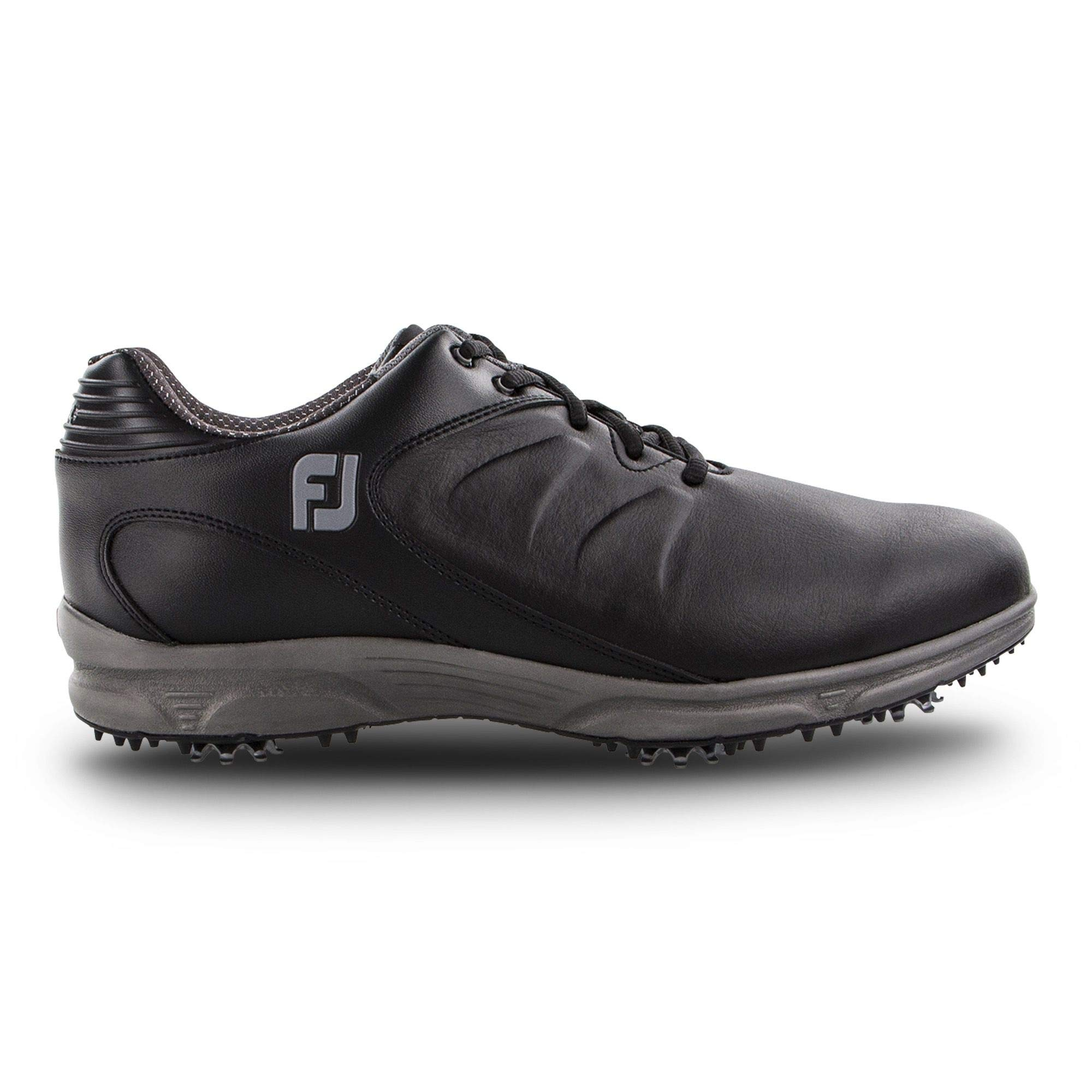 FootJoy Men's ARC XT Golf Shoes, Black, 8 XW by FootJoy
