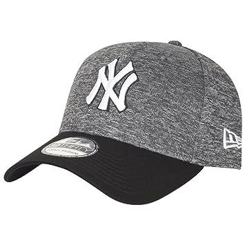 4351aa1bfd8 New Era Men s Baseball Cap NY Yankees Stain 39THIRTY Stretch - - Small