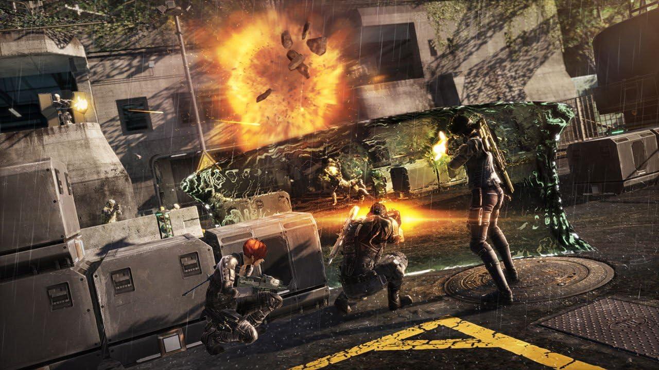 Amazon.com: Fuse - Xbox 360: Video Games on fuse demo review, fuse box art, fuse world,