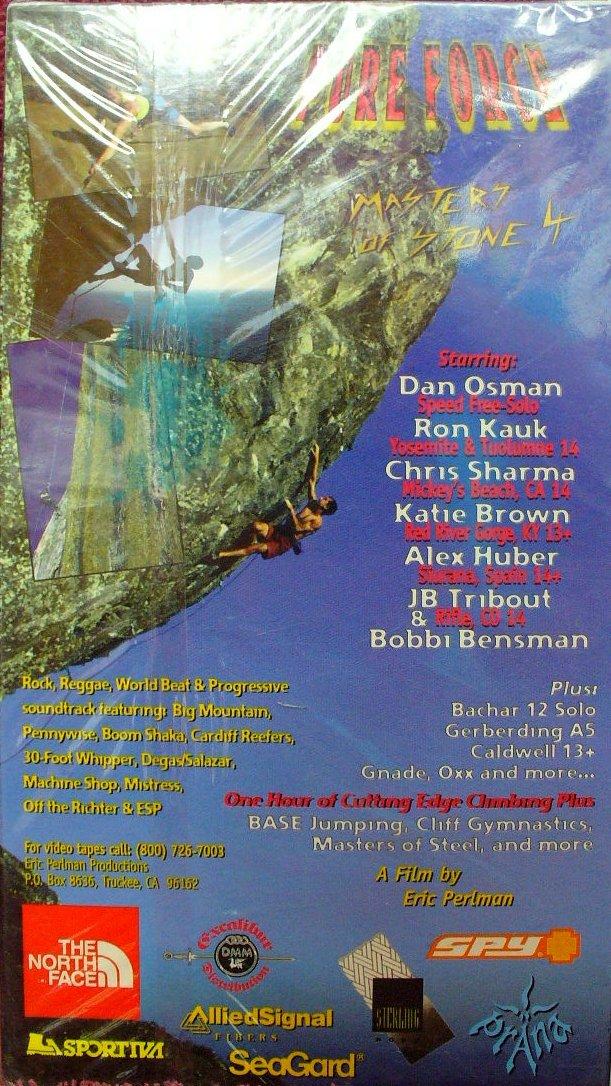 Amazon.com: Pure Force Masters of Stone 4: Dan Osman, Ron ...