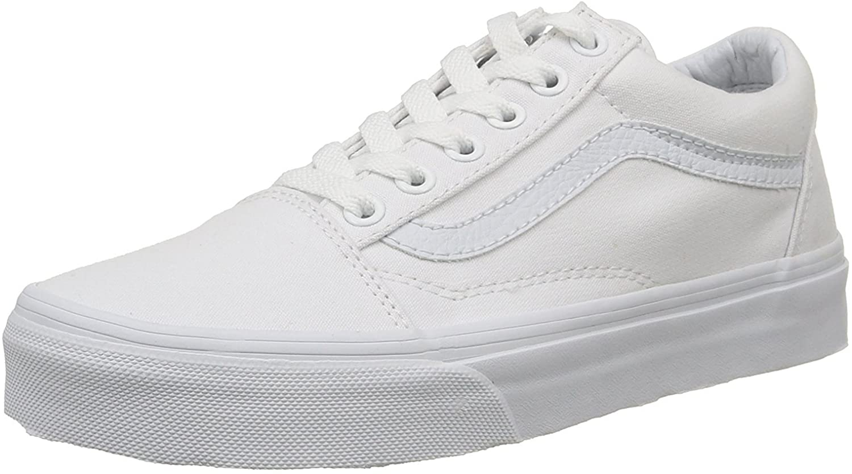Vans Unisex Old Skool Classic Men Women Skate Shoes