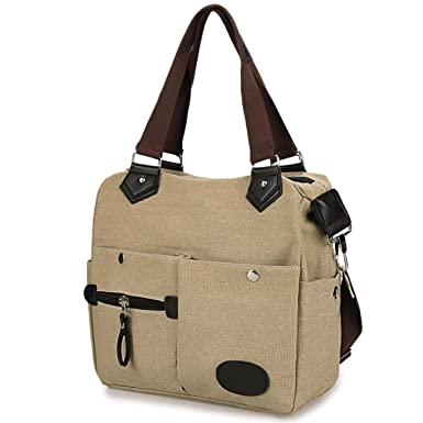 Amazon.com: Bolsas Femininas Canvas Women New Women handbags ...
