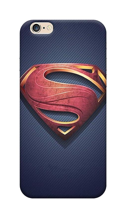 more photos 345d9 0f14d Superman 3D iPhone 6 Mobile Phone Cover & Cases: Buy Superman 3D ...
