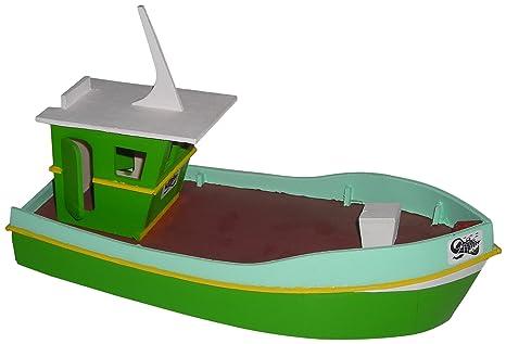 Soclaine PEC10 - Maqueta de barco de pesca: Amazon.es ...