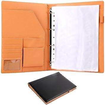 resume portfolio holder staples best photography presentation ...