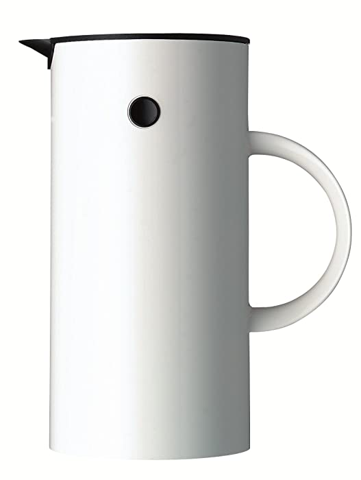 Stelton by Erik Magnussen White 16.9 ounce Vacuum Jug