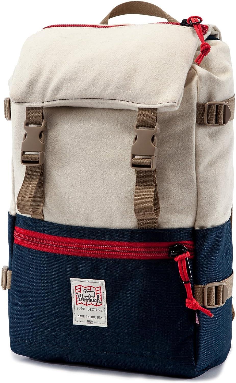Woolrich Topo diseños Rover Pack: Amazon.es: Ropa y accesorios
