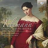TELEMANN: Complete Concertos and Trio Sonatas with viola da gamba