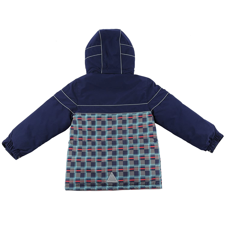 4-7 Momo Grow Little Boys Tucker Down Filled Snow Jacket Momo Baby