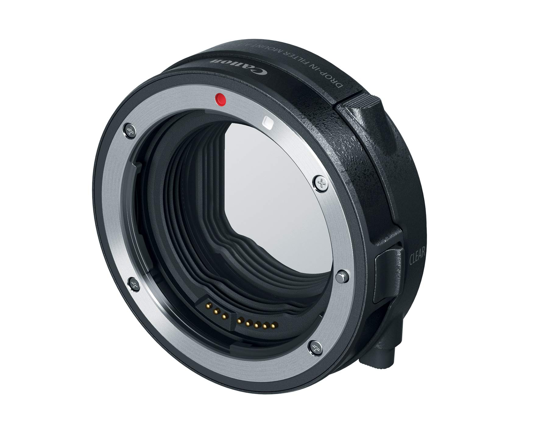 Canon Drop-in Filter Mount Adapter EF-EOS R with Circular Polarizing Filter by Canon