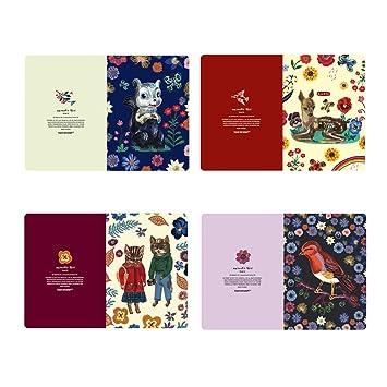 7321 Design Nathalie Lete Grusskarte Set Love Valentine Geburtstag